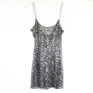 Intimately Free People sequin slip dress